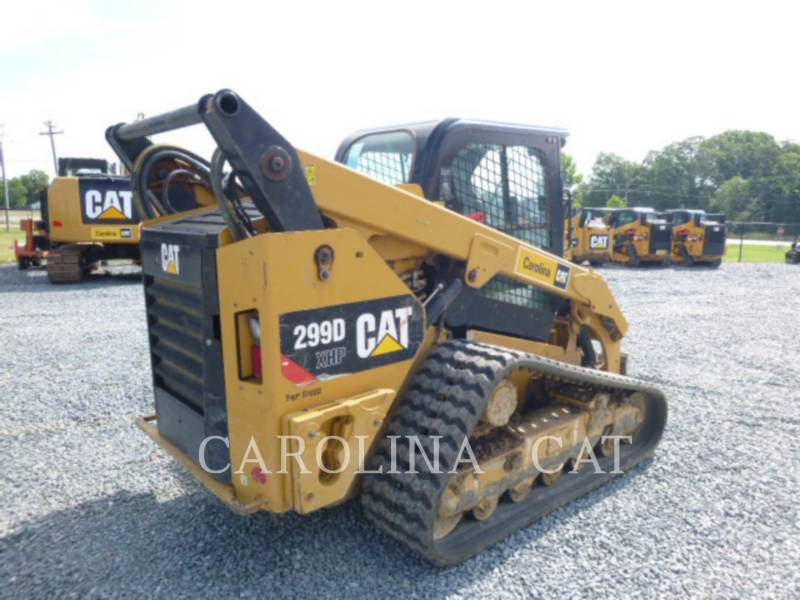 CATERPILLAR TRACK LOADERS 299D1XHP equipment  photo 3