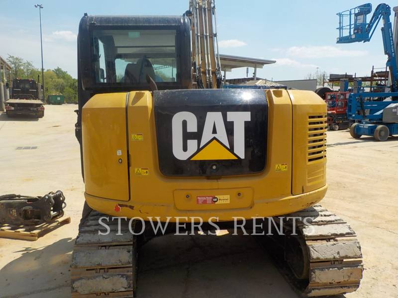 CATERPILLAR TRACK EXCAVATORS 308E2 HT equipment  photo 4