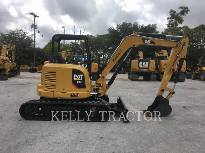 CATERPILLAR TRACK EXCAVATORS 305E2CR equipment  photo 6