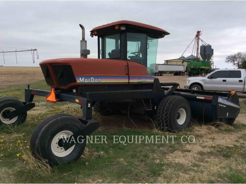 MACDON 农用割草设备 9250 equipment  photo 3