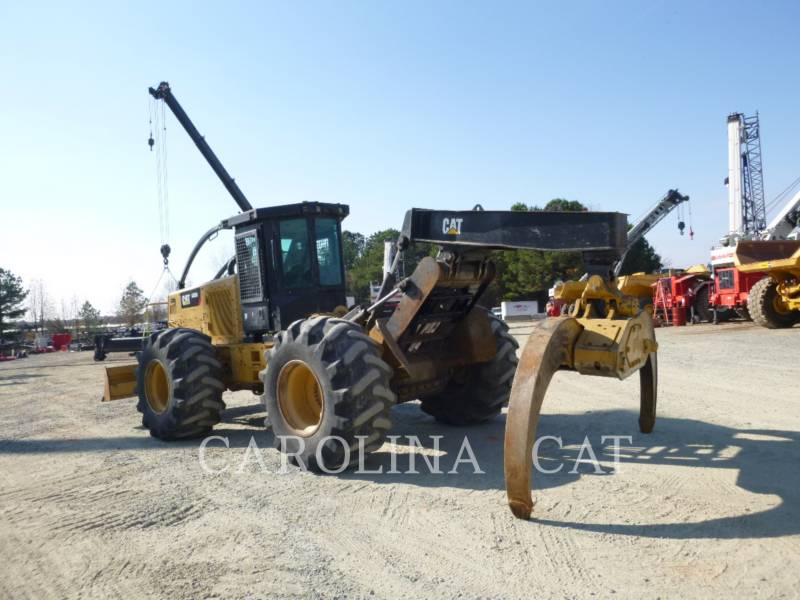 CATERPILLAR 林業 - スキッダ 525D equipment  photo 2