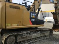 CATERPILLAR KETTEN-HYDRAULIKBAGGER 318 E L equipment  photo 4