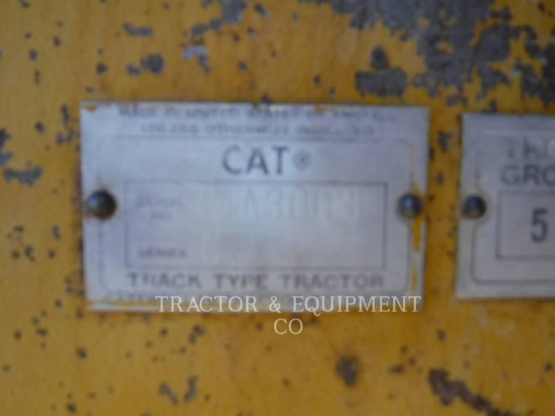 CATERPILLAR TRACK TYPE TRACTORS D6 equipment  photo 2