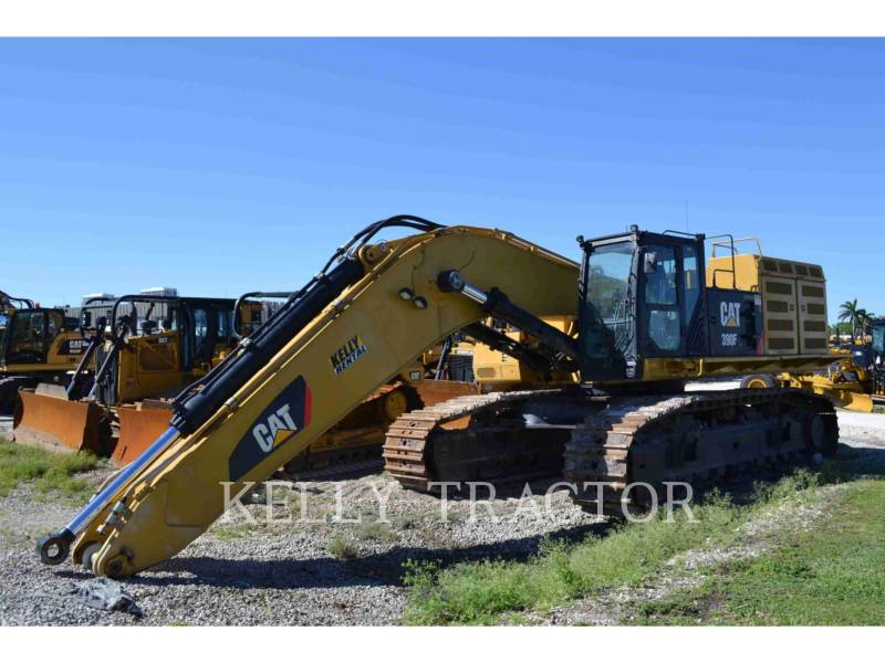 CATERPILLAR TRACK EXCAVATORS 390FL equipment  photo 1