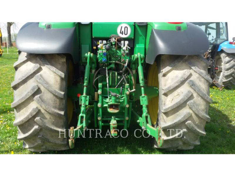 JOHN DEERE TRACTEURS AGRICOLES 6930 equipment  photo 15