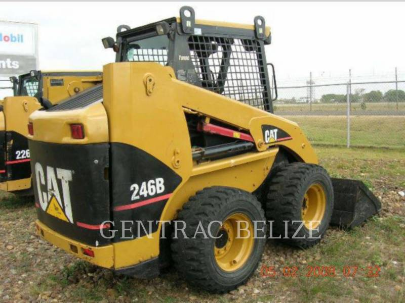 CATERPILLAR KOMPAKTLADER 246B equipment  photo 4