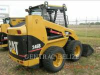 CATERPILLAR MINICARREGADEIRAS 246B equipment  photo 4