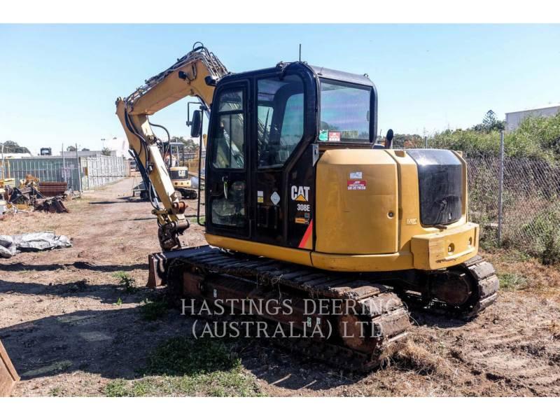 CATERPILLAR TRACK EXCAVATORS 308E CR SB equipment  photo 5
