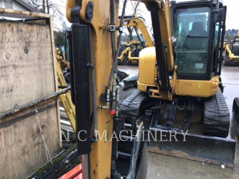 CATERPILLAR KETTEN-HYDRAULIKBAGGER 305E2CR equipment  photo 1