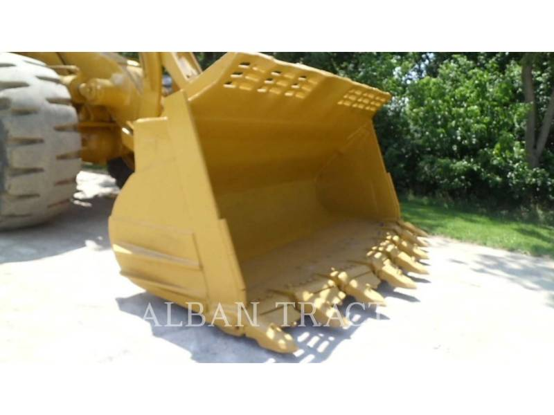 CATERPILLAR CARGADORES DE RUEDAS 992G equipment  photo 13