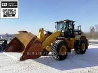 Equipment photo CATERPILLAR 962K INDUSTRIAL LOADER 1