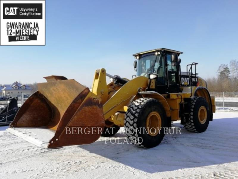 CATERPILLAR INDUSTRIAL LOADER 962K equipment  photo 1