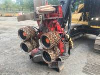 CATERPILLAR FORESTRY - FELLER BUNCHERS - TRACK 501HD equipment  photo 19