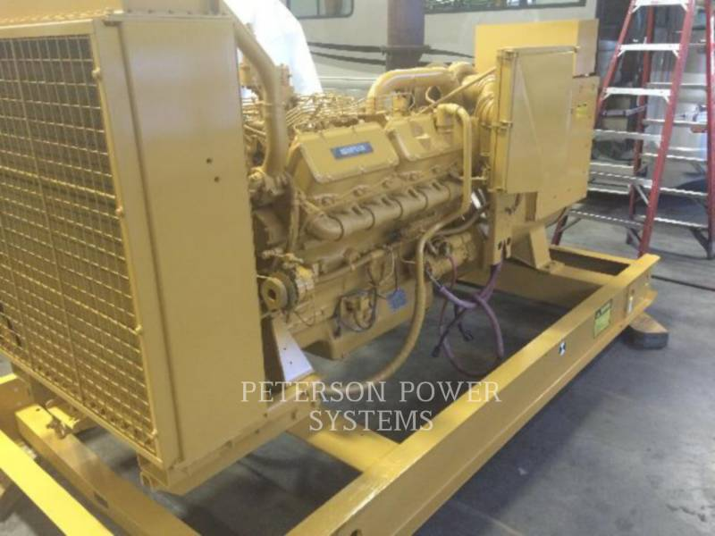 CATERPILLAR 固定式発電装置 3412 equipment  photo 2