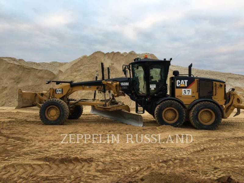 CATERPILLAR MOTOR GRADERS 160 M VHP PLUS equipment  photo 5