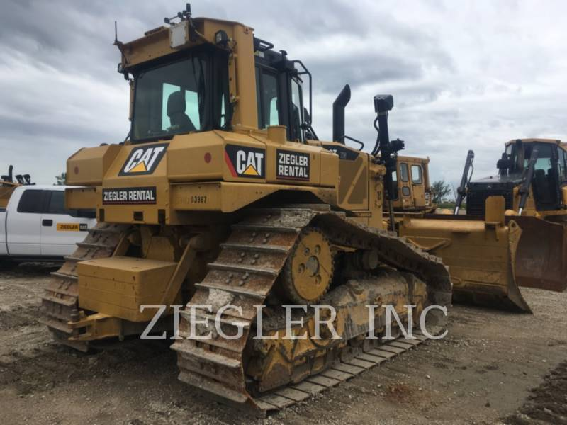 CATERPILLAR TRACK TYPE TRACTORS D6TXWVA equipment  photo 4
