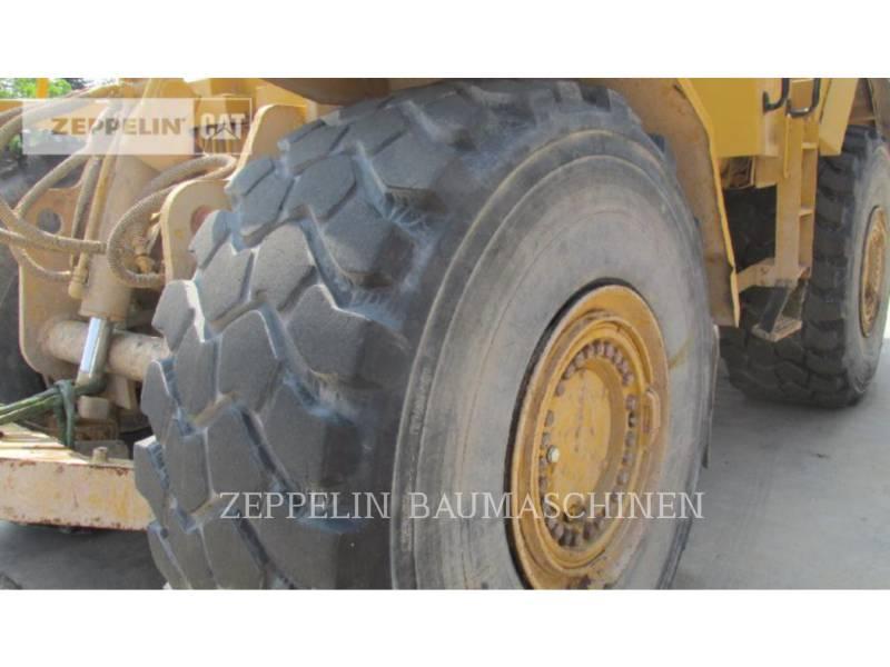 CATERPILLAR WHEEL DOZERS 824G equipment  photo 9