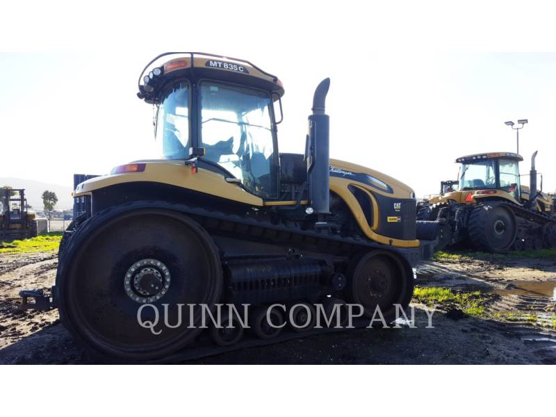 CHALLENGER AG TRACTORS MT835C equipment  photo 4