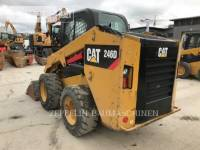 CATERPILLAR CHARGEURS COMPACTS RIGIDES 246 equipment  photo 3