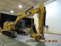 CATERPILLAR KETTEN-HYDRAULIKBAGGER 320FL equipment  photo 1