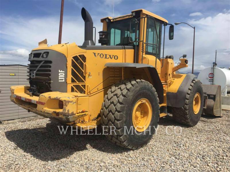 VOLVO CONSTRUCTION EQUIPMENT WHEEL LOADERS/INTEGRATED TOOLCARRIERS L110F equipment  photo 4