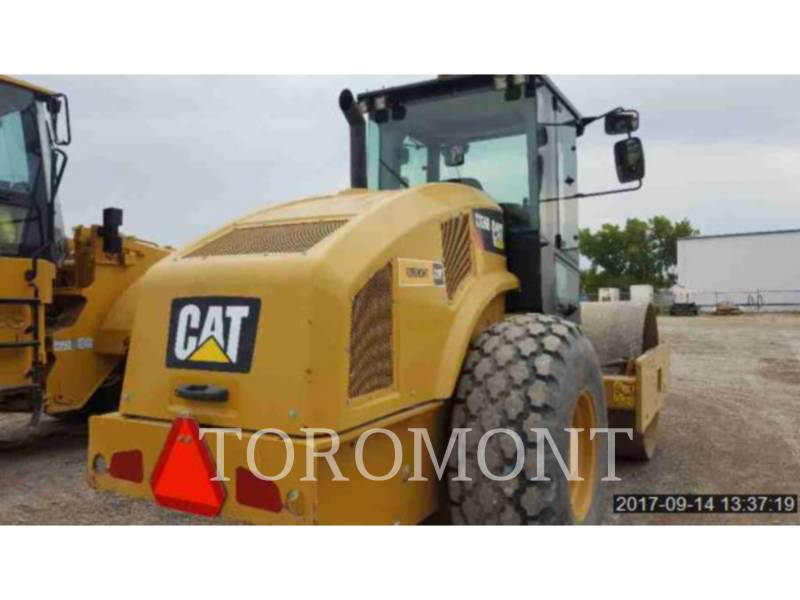 CATERPILLAR COMPATTATORE A SINGOLO TAMBURO VIBRANTE LISCIO CS56B equipment  photo 4