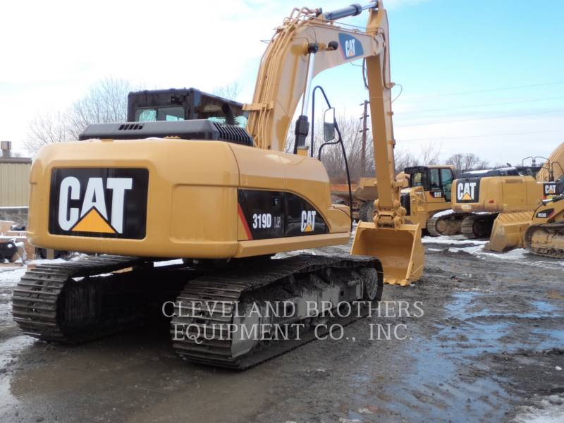CATERPILLAR KETTEN-HYDRAULIKBAGGER 319DLN equipment  photo 4