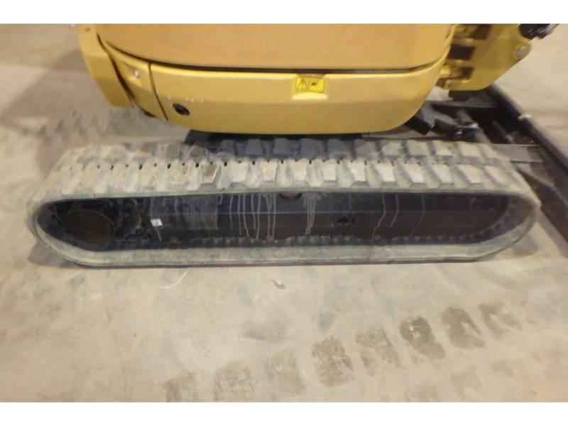 CATERPILLAR TRACK EXCAVATORS 302.7DCR equipment  photo 12