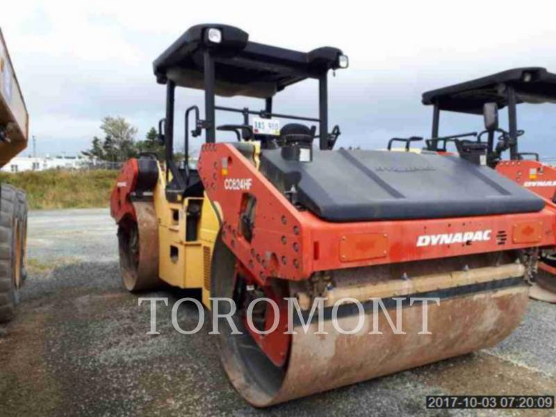DYNAPAC COMPACTORS CC624HF equipment  photo 2