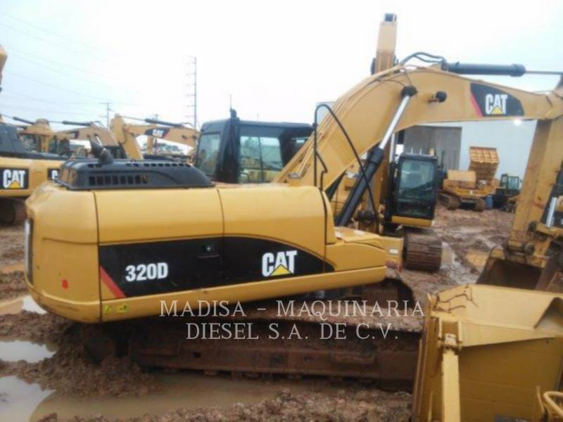 CATERPILLAR ESCAVADEIRAS 320D equipment  photo 2