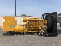 Equipment photo CATERPILLAR 3512 STATIONÄRE STROMAGGREGATE 1