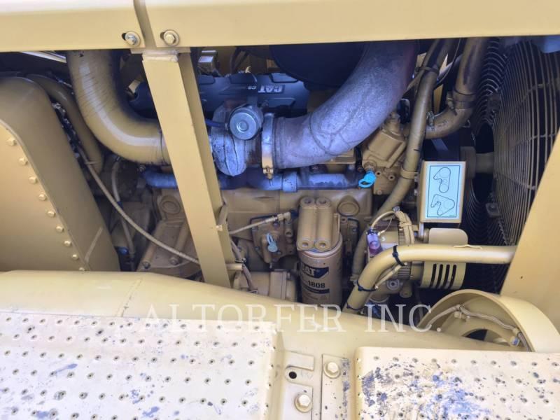 CATERPILLAR SCRAPER PER TRATTORI GOMMATI 637G equipment  photo 17