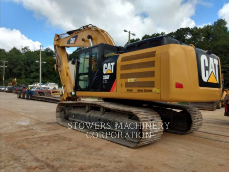 CATERPILLAR EXCAVADORAS DE CADENAS 336FXE equipment  photo 4