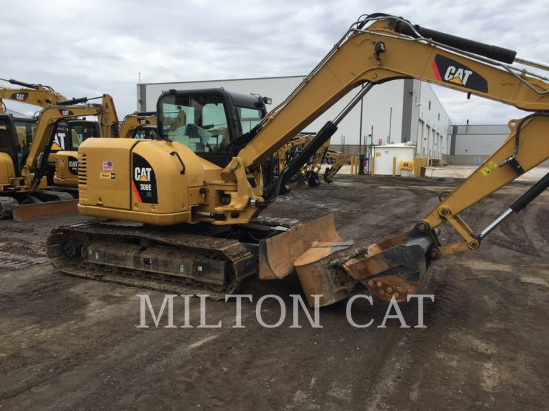 CATERPILLAR TRACK EXCAVATORS 308E CR SB equipment  photo 2