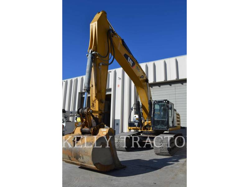 Caterpillar EXCAVATOARE PE ŞENILE 336EL equipment  photo 4