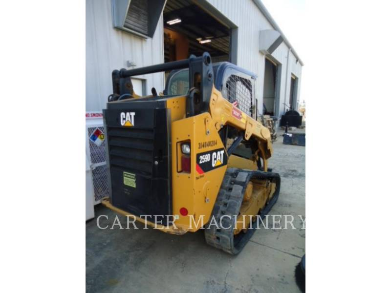 CATERPILLAR MINICARGADORAS 259D CYN equipment  photo 3