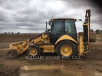 Equipment photo CATERPILLAR 432E CHARGEUSES-PELLETEUSES 1