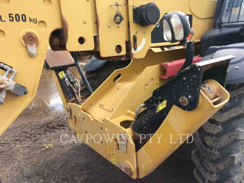 CATERPILLAR TELEHANDLER TH417 equipment  photo 11