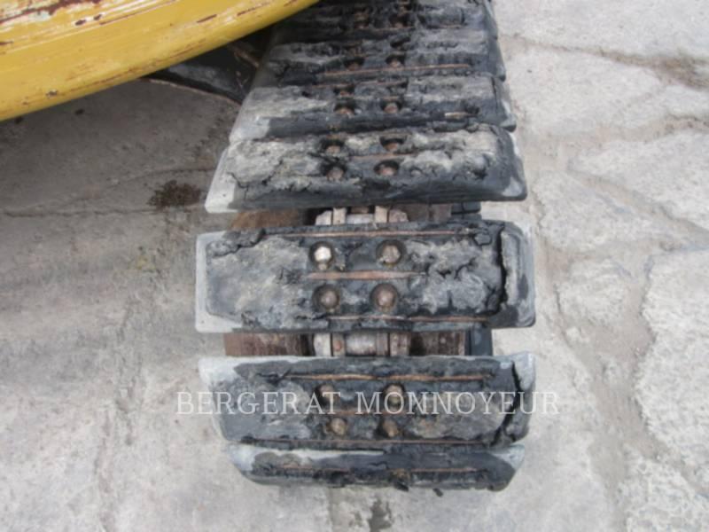 CATERPILLAR TRACK EXCAVATORS 308CCR equipment  photo 7
