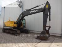 VOLVO CONSTRUCTION EQUIPMENT KETTEN-HYDRAULIKBAGGER EC210BLC equipment  photo 6