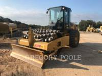 Equipment photo CATERPILLAR CP-56 SOPORTE DE TAMBOR ÚNICO VIBRATORIO 1