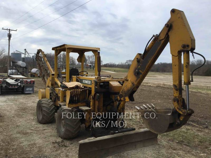 VERMEER TRENCHERS M470 equipment  photo 5