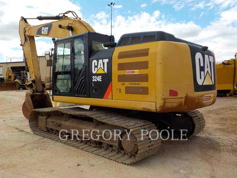 CATERPILLAR ESCAVADEIRAS 324E L equipment  photo 7