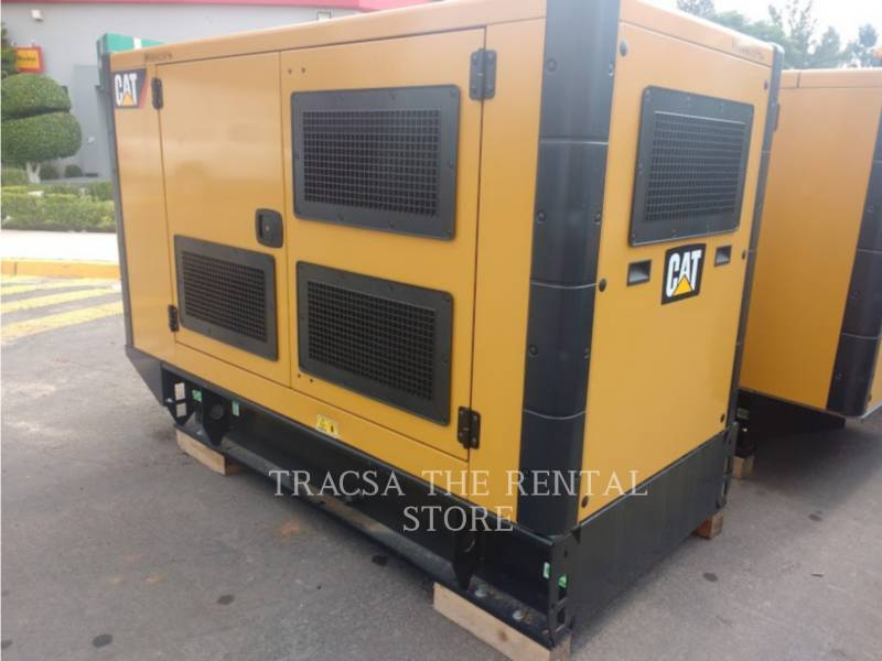 CATERPILLAR MOBILE GENERATOR SETS DE88 equipment  photo 2