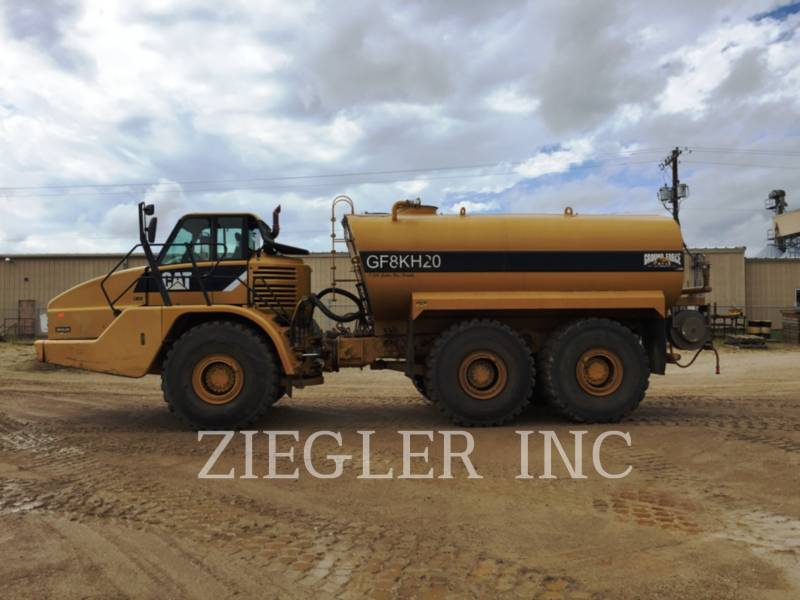 CATERPILLAR ARTICULATED TRUCKS 740WT equipment  photo 6
