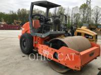Equipment photo HAMM 3307 COMBINATION ROLLERS 1