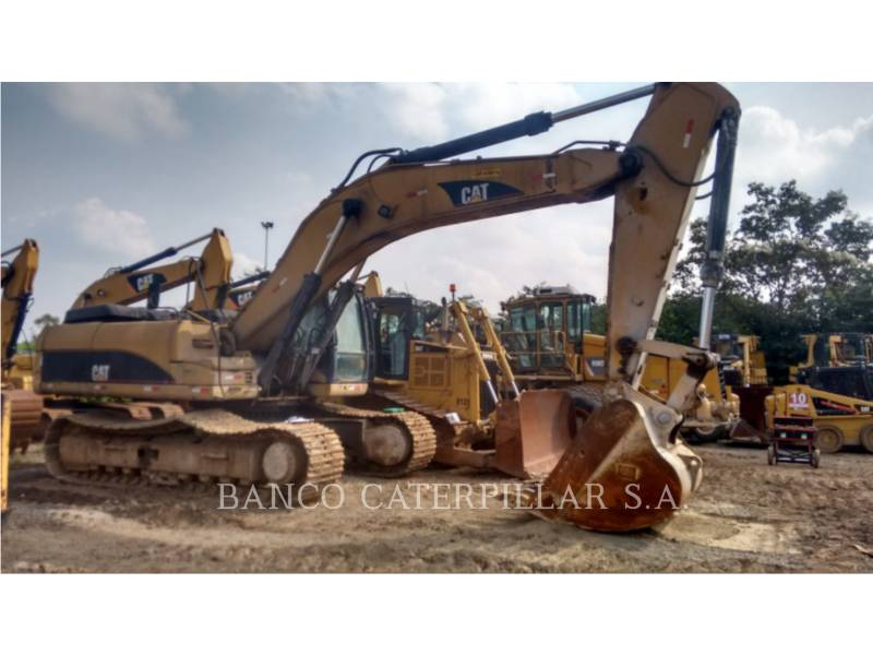 CATERPILLAR TRACK EXCAVATORS 330DL equipment  photo 4
