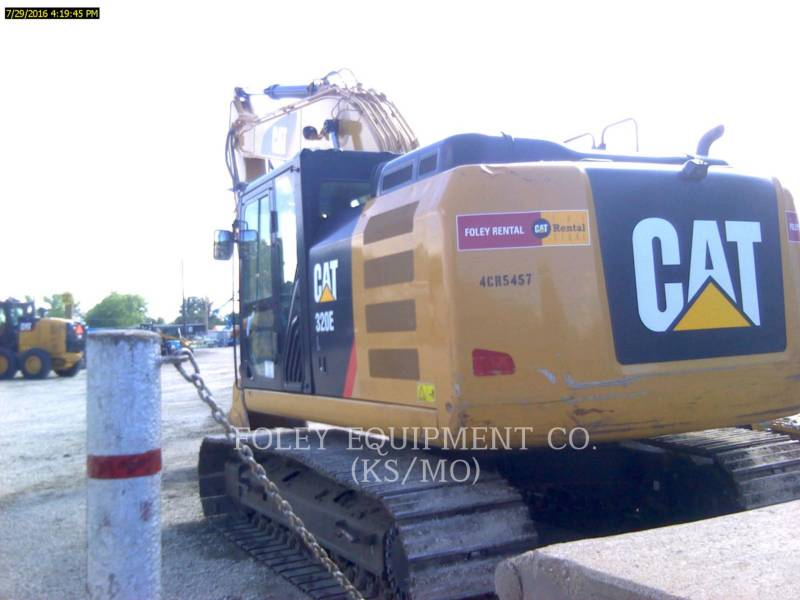 CATERPILLAR TRACK EXCAVATORS 320EL9 equipment  photo 4