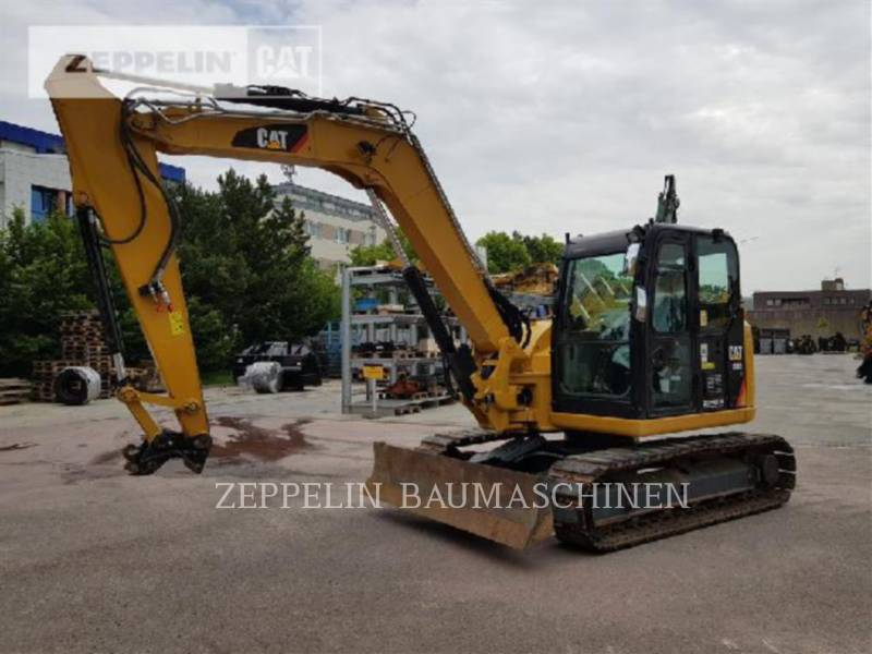 CATERPILLAR ESCAVADEIRAS 308E2CRSB equipment  photo 6