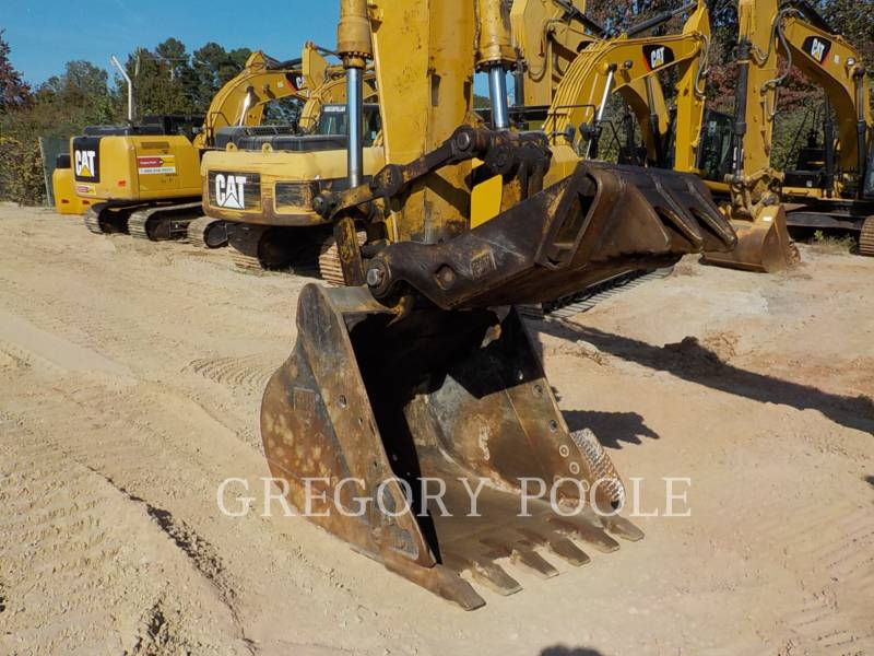 CATERPILLAR TRACK EXCAVATORS 320C L equipment  photo 20